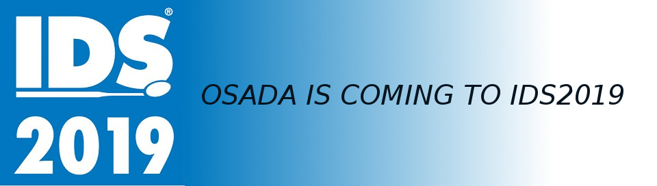 OSADA is coming to IDS2019